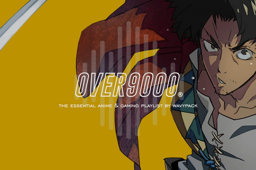 Listen to the Over 9000 By WAVE FM Anime Gamers Playlist