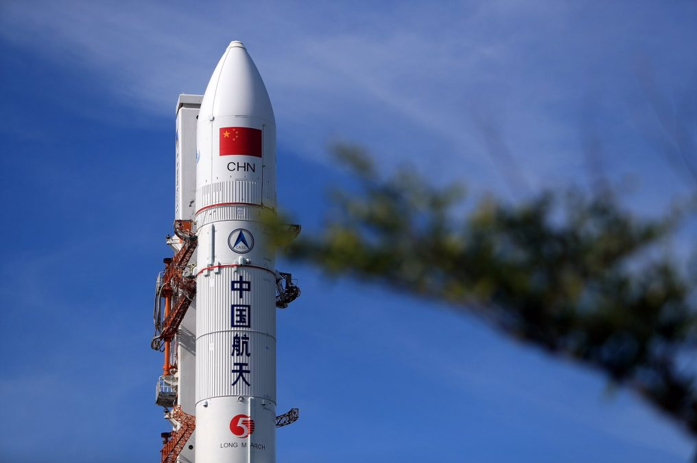 China Launches Chang'e-5 Mission to Collect Samples From the Moon