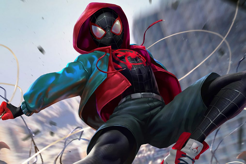 Check out All the Suites Available for Marvel's Spider-Man: Miles Morales
