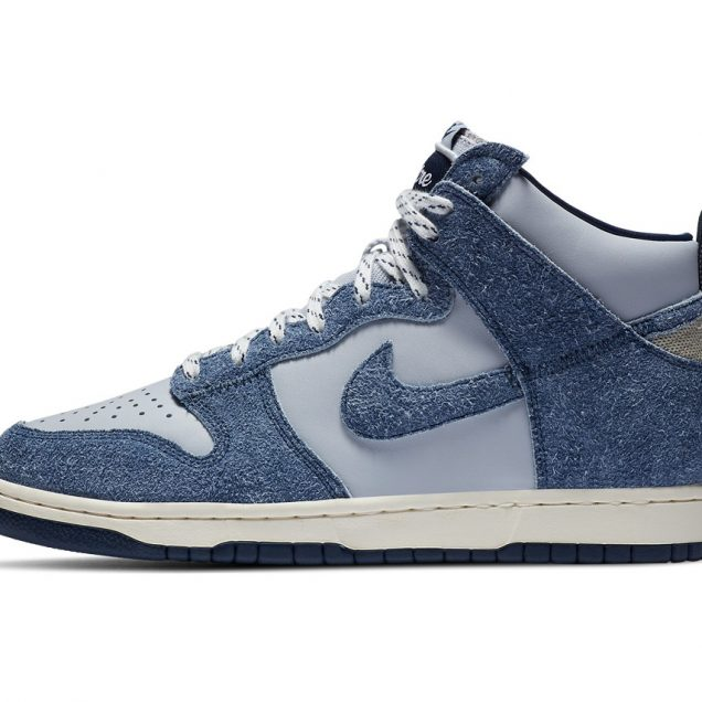 "The Swoosh Set to Release the Notre x Nike Dunk High ""Blue Void"""
