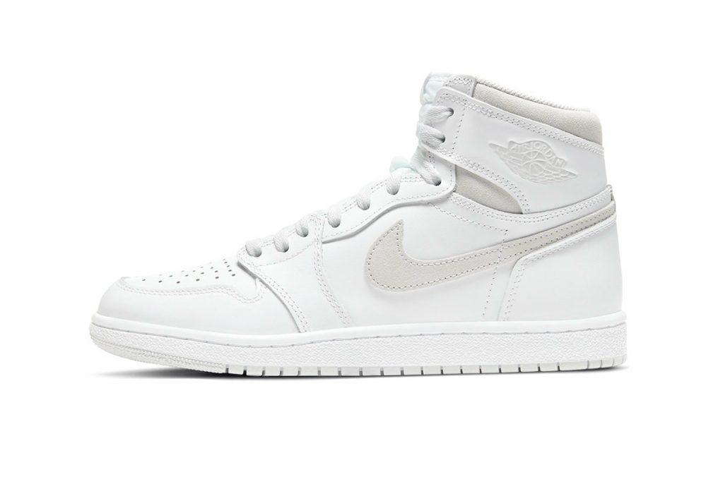 "Nike Set to Release the Air Jordan 1 Hi '85 ""Neutral Grey"""