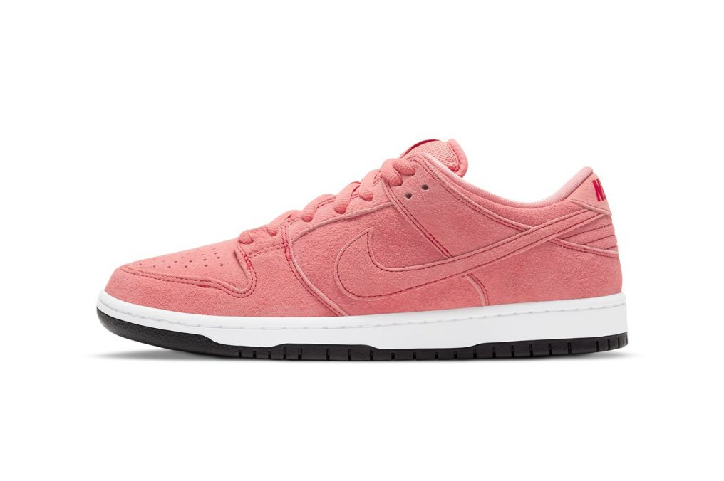 """Nike Releases Official Images of the Nike SB Dunk Low """"Pink Pig"""""""