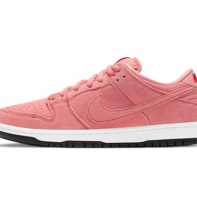 "Nike Releases Official Images of the Nike SB Dunk Low ""Pink Pig"""
