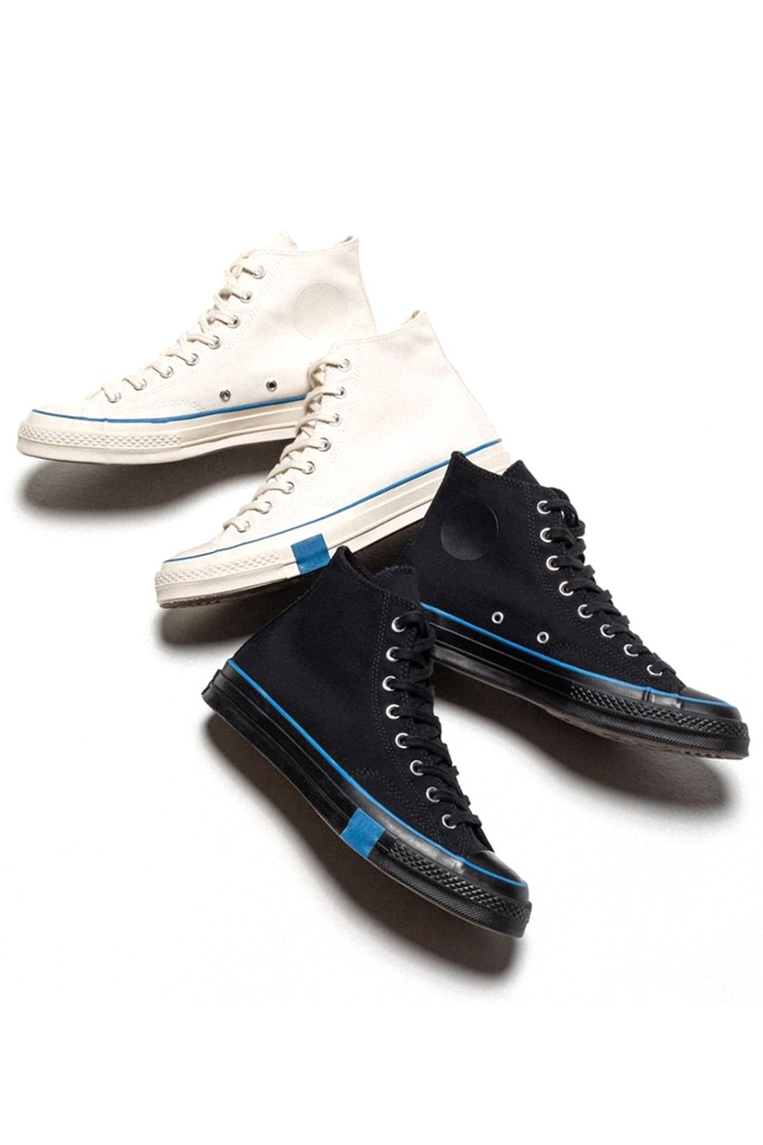 """UNDEFEATED and Converse Unveil New Chuck 70 Hi """"Fundamentals"""""""