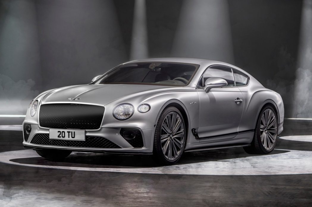 Bentley Fuse Finesse and Power with the 2021 Continental GT Speed