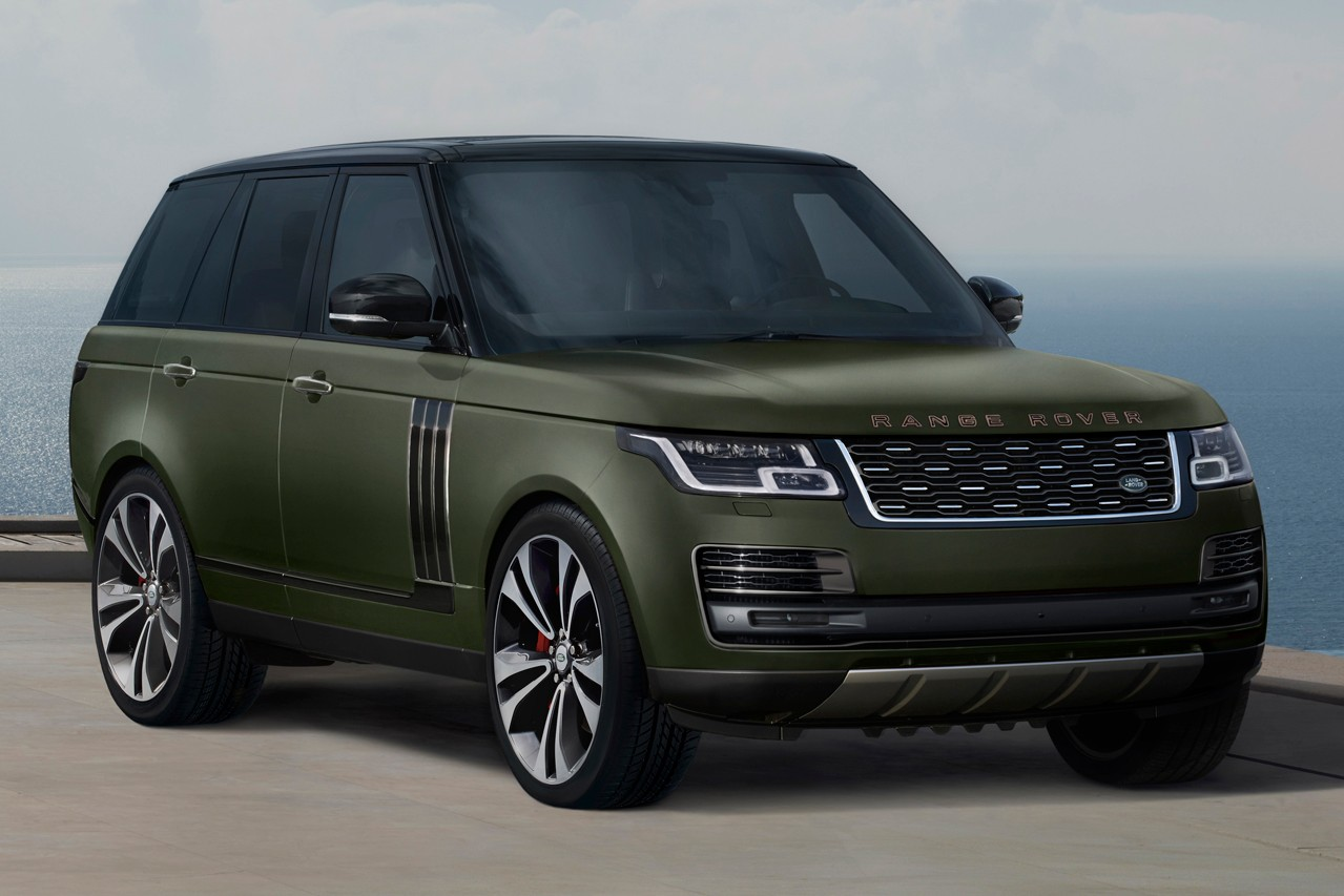 """Experience Range Rover's SVAutobiography """"Ultimate Editions"""""""